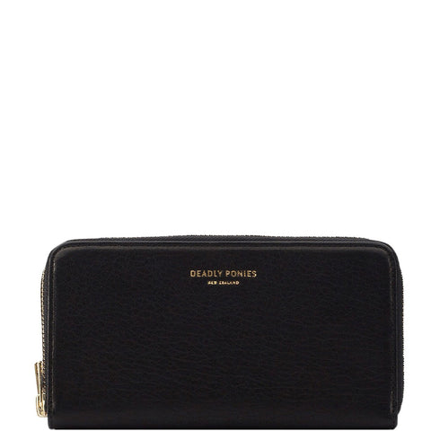 Mr Paired Wallet, Black