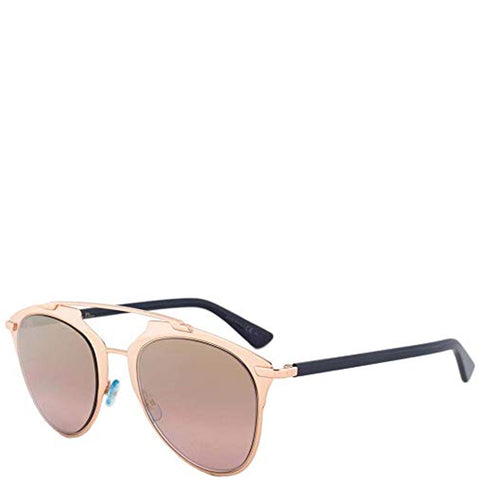 Dior Reflected Sunglasses, Gold