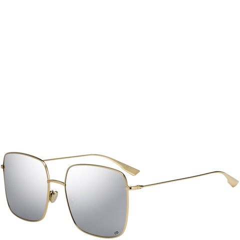 Dior Stellaire 1 Sunglasses, Gold/Silver