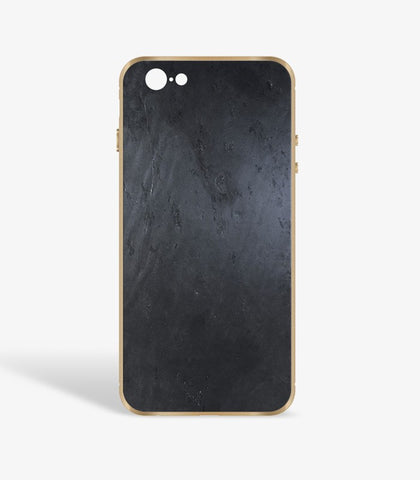 iPhone 6 / 6S Case, Champagne/Black Impact