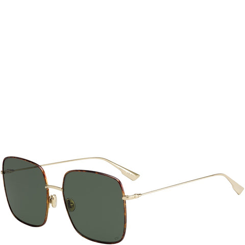 Dior Stellaire 1 Sunglasses, Havana/Green