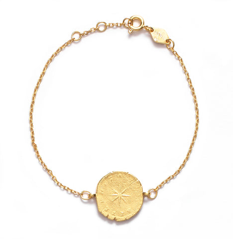 From Paris Bracelet, Gold