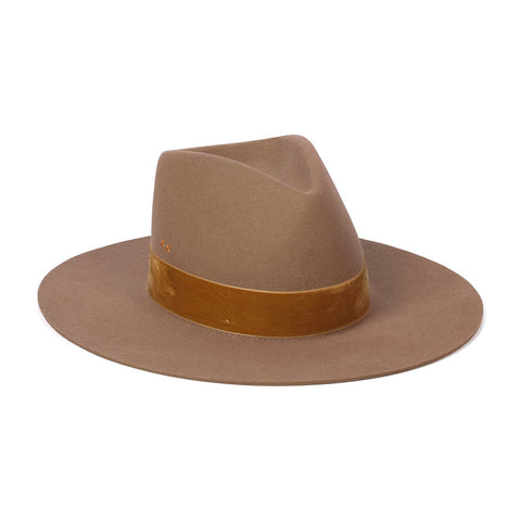 Benson Tri Hat, Brown