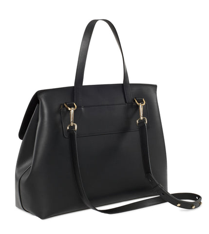 Lady Bag Black / Flamma