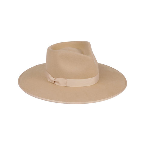 Rancher Wool Hat, Caramel