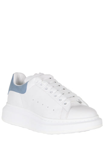 ES Platform Sneakers Suede Tab, Dream Blue