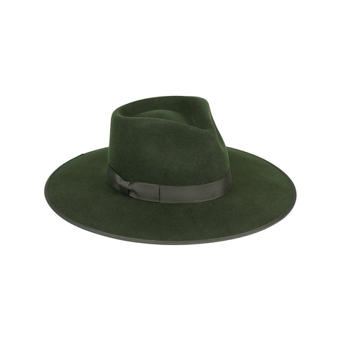 Rancher Wool Hat, Forrest