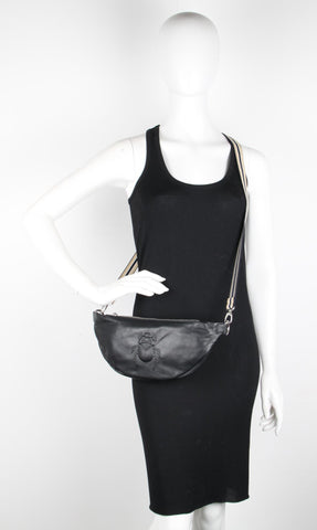 Belt Bag Scarab Medium, Black