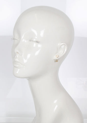 Levitation Earring, Gold