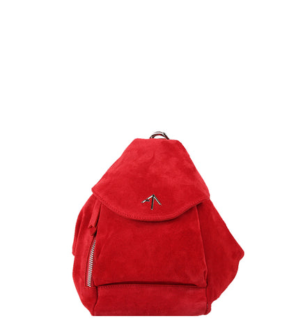 Mini Fernweh, Suede Red