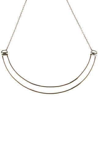 Love Bite Necklace - Rose Gold