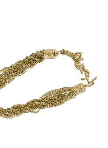LouLou Chains Bracelet, Gold