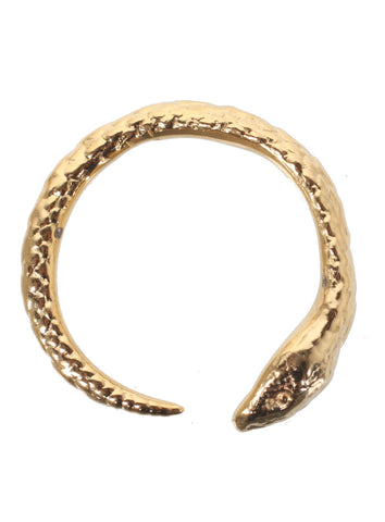 Serpent Ring, Gold