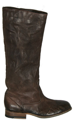 Tall Boots, Brown
