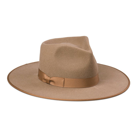 Rancher Wool Hat, Teak