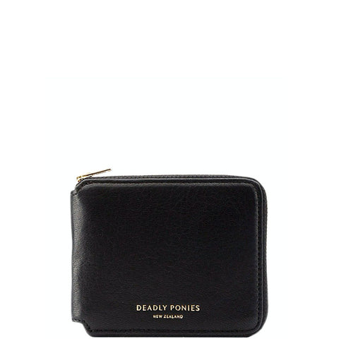 Mens Fritz Wallet, Black