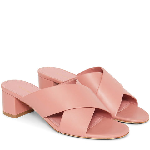 Crossover Sandal 40 Lamb, Blush