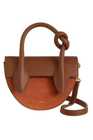Dolores Crossbody Bag, Cinnamon/Brick