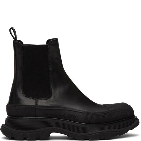 Tread Chelsea Boots, Black