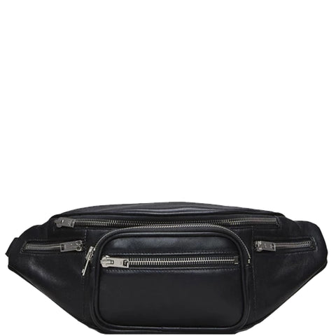 Attica Belt Bag, Black