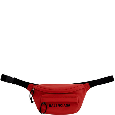 Wheel Beltbag Nylon, Red/Black