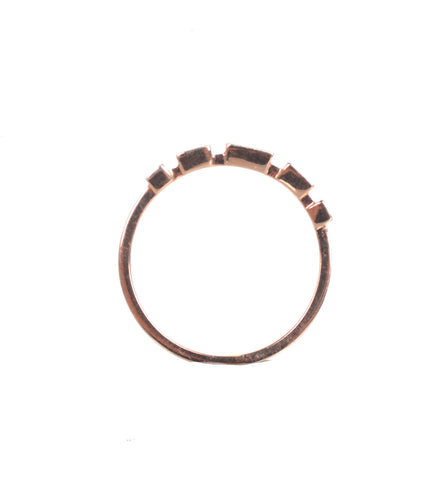 Chuck Ring, Rose Gold