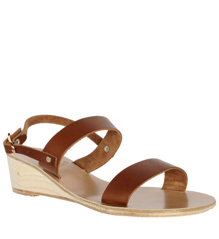 Clio Wedge by Ancient Greek Sandals Cultstatus