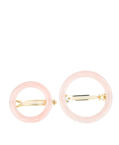 Ria Barrette Set, Pink