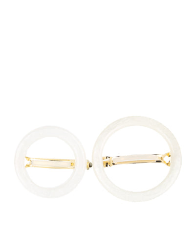 Ria Barrette Set, Pearl