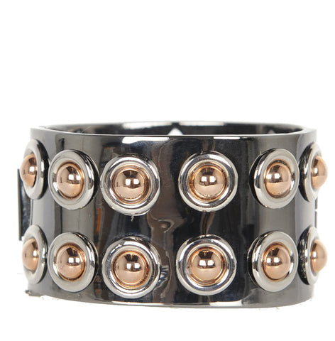 Dome Studded Cuff