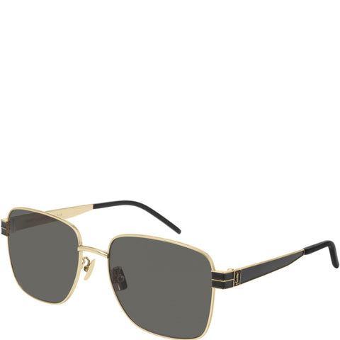 YSL M55 Signature, Gold/Grey