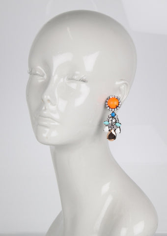 Marguerite Earrings, Spootnik