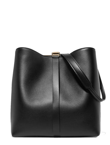 Frame Shoulder Bag, Black