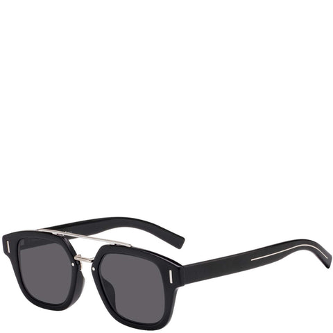 Dior Homme Fraction 1, Black/Silver