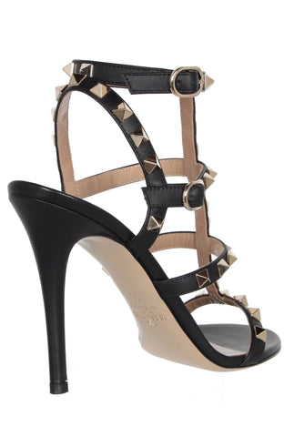 Gladiator Heel,  Black