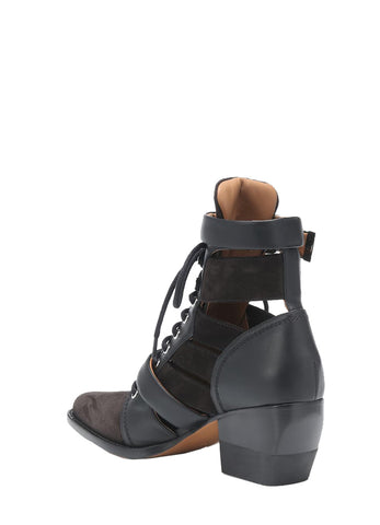 Rylee Boot, Charcoal