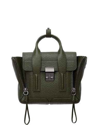 Pashli Mini Satchel, Military