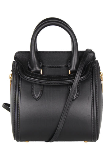 Mini Heroine Bag Black