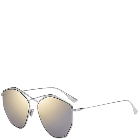 Dior Stellaire 4 Sunglasses, Silver/Pink