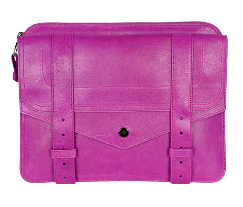 PS1 iPad Clutch, Orchid
