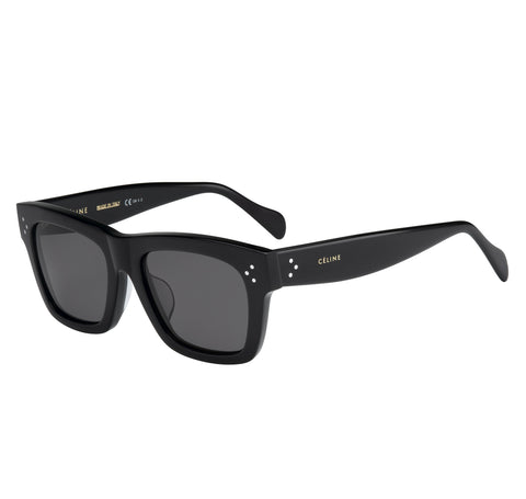 Original Asian Fit Sunglasses, Black