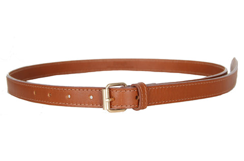 Benah Orion Belt in Tan Leather
