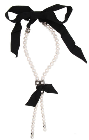 Long Pearl Royales Necklace