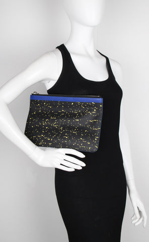 Zip Pouch Medium, Splatter