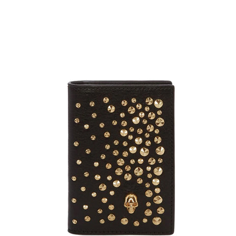Card Organiser Meteor, Black/Gold