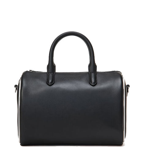 Halo Duffel Small, Black/Silver