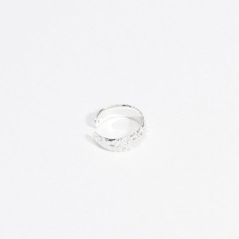 Anchovy Ring Small, Silver