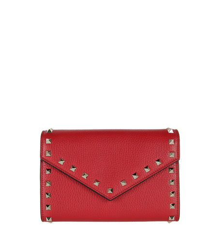 WOC Envelope Grained, Red