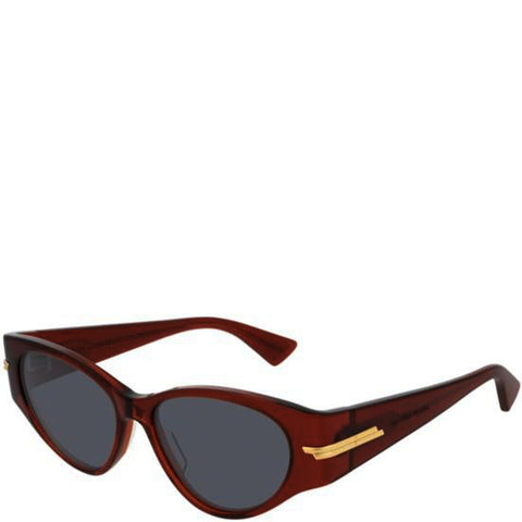 BV 1002 Sunglasses, Burgundy