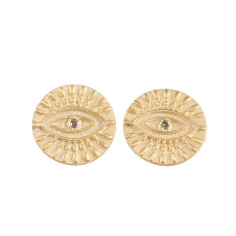 All Seeing Eye Studs (pair)